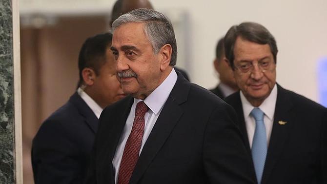 Kıbrıs müzakereleri tekrar başlıyor