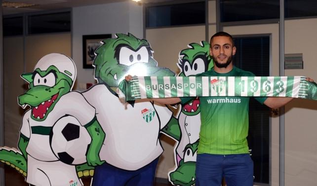 Bursaspor, Barış Yardımcı'yı transfer etti