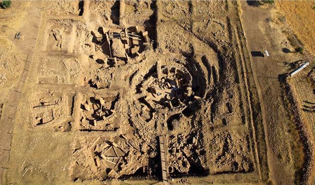 Göbeklitepe'de kafatası ayini yapılmış