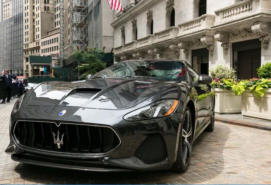 Yenilenen Maserati GranTurismo ortaya çıktı