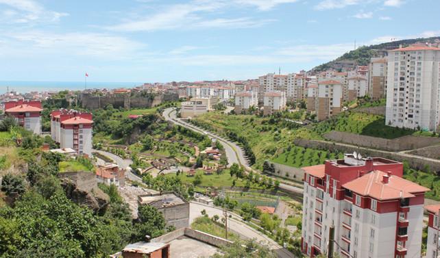 Trabzon'daki konut stokunun erimesi umut veriyor