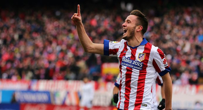 Atletico Madrid'den Saul'e 9 yıllık sözleşme