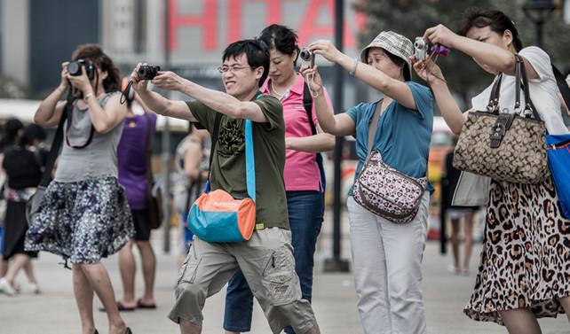 Bu yaz yarım milyar Çinli seyahat edecek