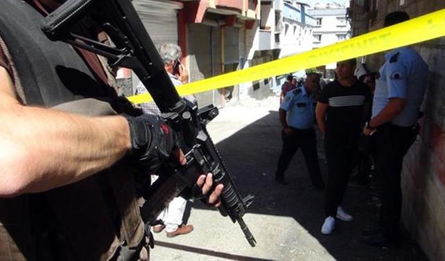 Gaziantep'te bomba ihbarı polisi harekete geçirdi