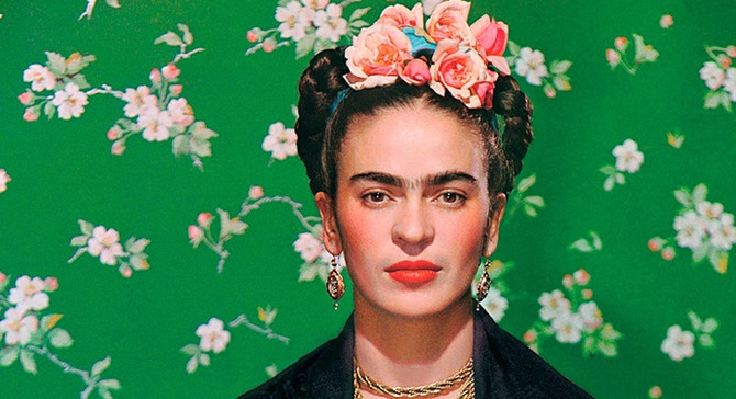 Meksikalı Sanatçı Frida Kahlo, Los Altos'da anılıyor