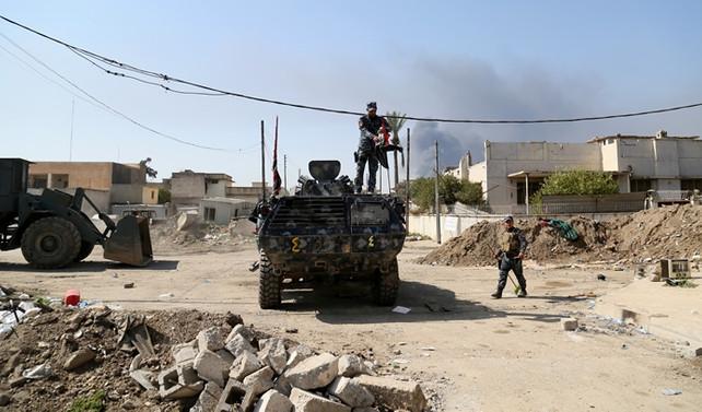 AB'den Irak açıklaması