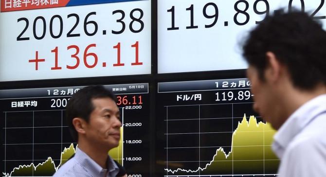 Asya borsaları Çin hariç pozitif