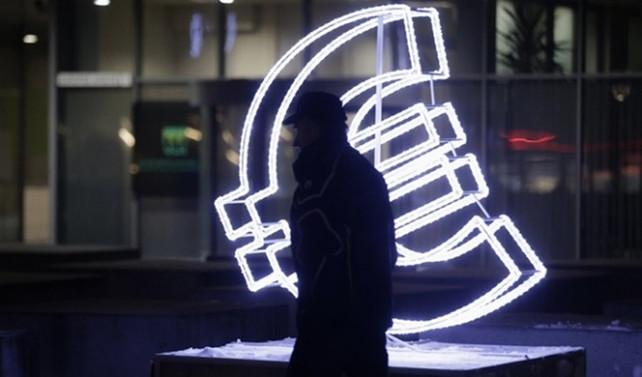 Euro Bölgesi'nde yatırımcı güveni hafif geriledi