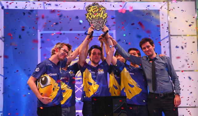 League of Legends finalini Türkiye kazandı