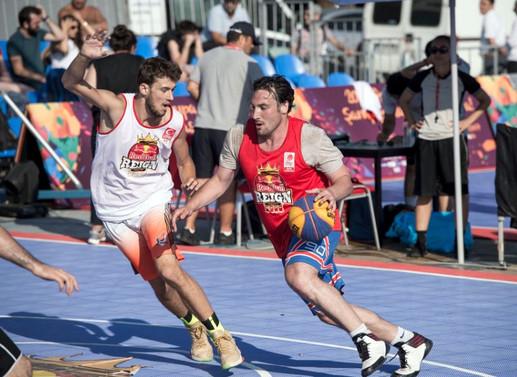 Sokak basketbolundaİstanbul'un hakimi Hasketbol oldu