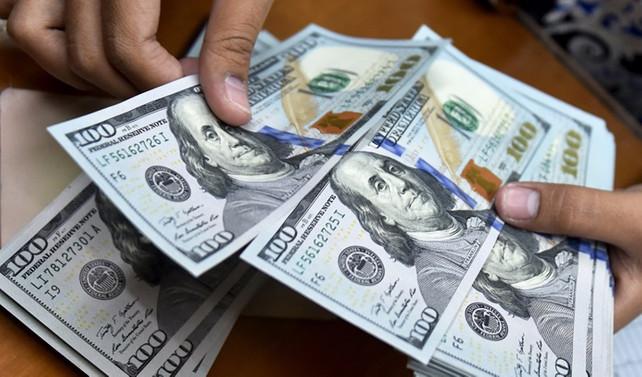 Dolarda sınırlı düşüş