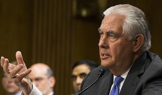 Tillerson'dan Musul açıklaması
