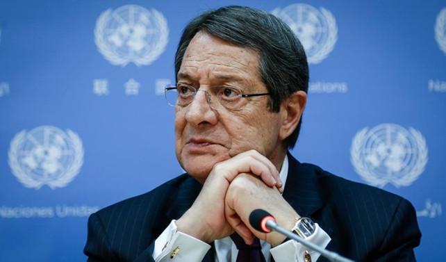 Anastasiadis: Türkiye, Kıbrıs'taki askerlerini çeksin