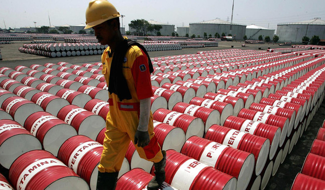 Petrolü stoklayacak yer yok