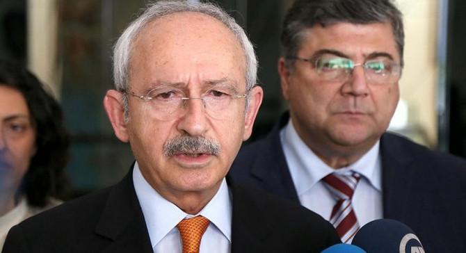 Kılıçdaroğlu: Yakın tarihin en utanç verici vahşeti