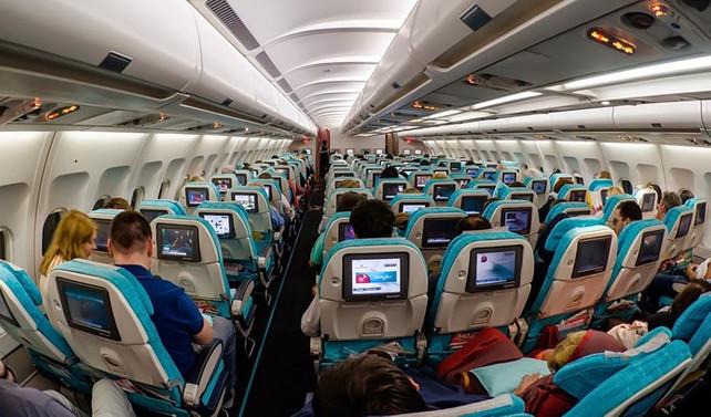 THY'nin yolcu ve uçak sayısı arttı