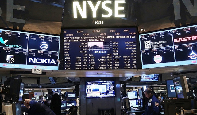 New York borsası, 'karışık' açıldı