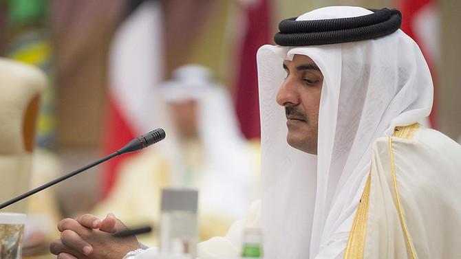 Katar, ABD ve Kuveyt'ten üçlü toplantı