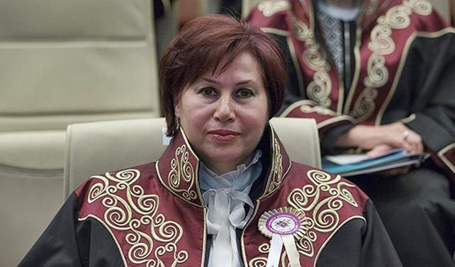 Güngör yeniden Danıştay başkanı