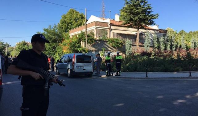 Konya'da villa baskını: 5 terörist öldürüldü