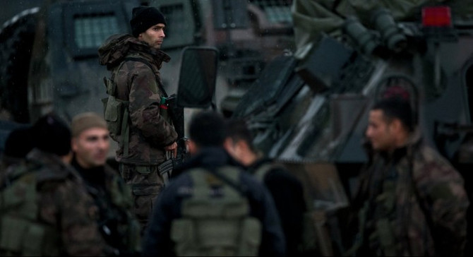 Takviye birlikler Katar'a ulaştı