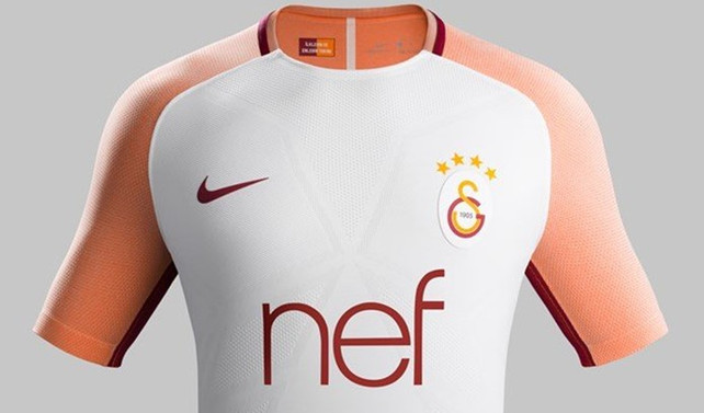 Galatasaray'ın forması satışta