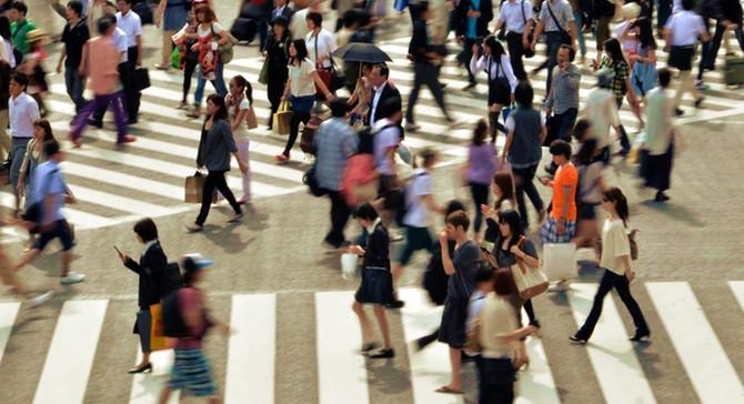 Erkekler kadınlardan daha fazla yürüyor