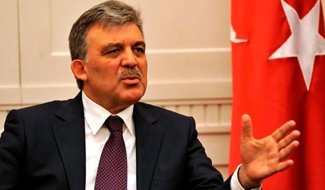 Abdullah Gül'den 'Gülen' açıklaması