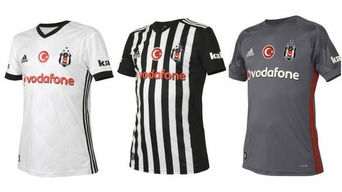 Beşiktaş formalarına büyük ilgi