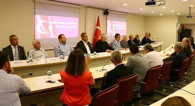 STK'lardan ortak basın toplantısı