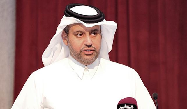 Başbakan, Katarlı bakan ile görüştü