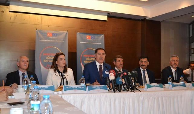 'Ombudsman Halkla Buluşuyor' toplantıları Bursa'da yapıldı