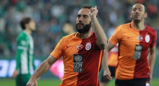 Galatasaray'a TFF'den kötü haber
