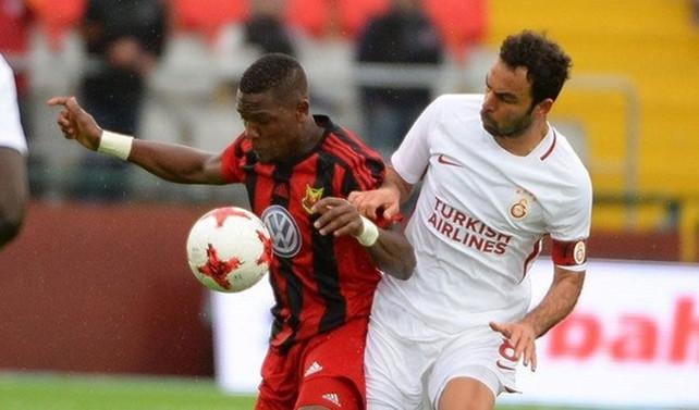Galatasaray avantajı kaybetti