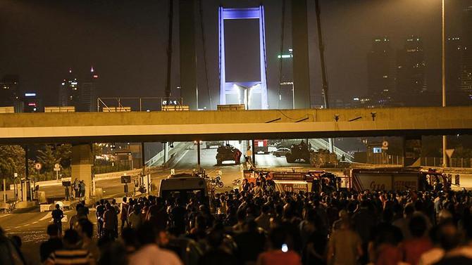 15 Temmuz Şehitler Köprüsü iddianamesi hazırlandı