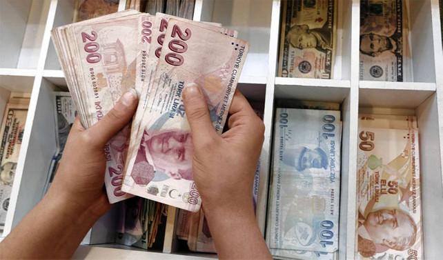 Toplam kredi stoku 2 trilyon TL'yi geçti