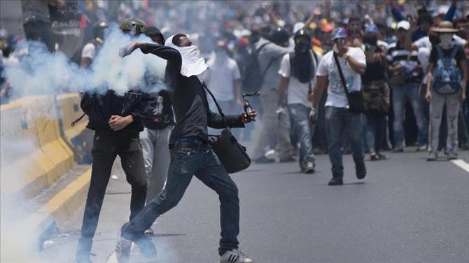 BM, Venezuela'dan endişe duyuyor