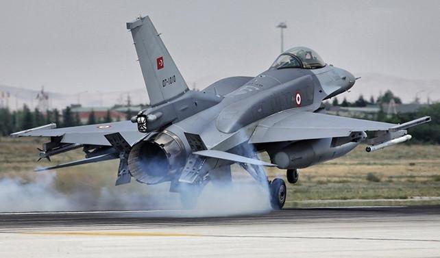 TSK'dan hava harekatı: 4 terörist öldürüldü