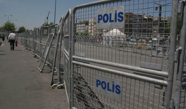 İstanbul'da 25 bin polis görev yapacak