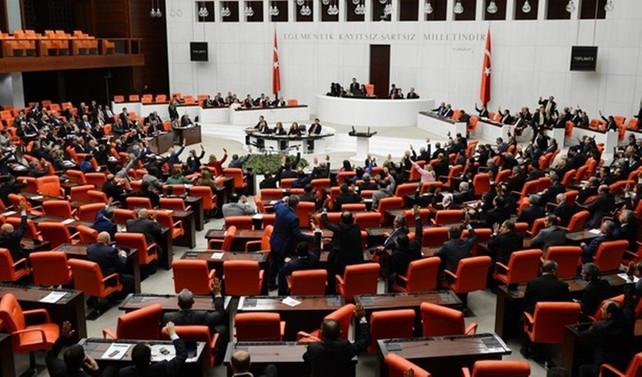 Meclis'e yeni dokunulmazlık dosyaları gönderildi