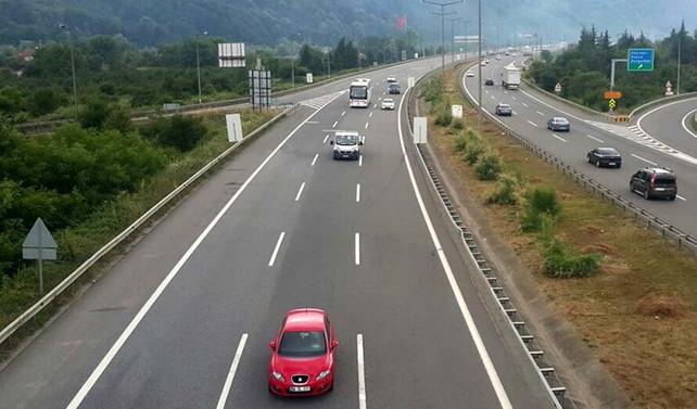 Anadolu Otoyolu yeniden trafiğe açıldı