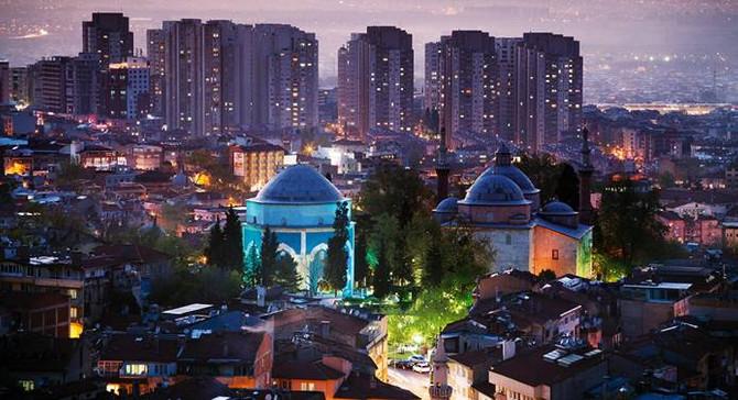 Konut fiyatı artışında Bursa lider