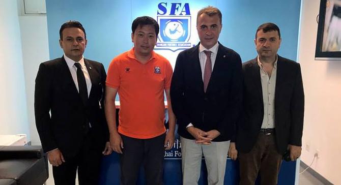 Beşiktaş'ın Çin hedefleri