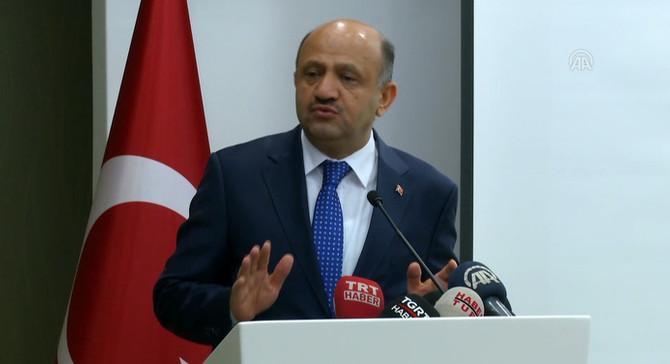 'Türkiye, Kıbrıs'ta çözümden yana tavrını ortaya koydu'