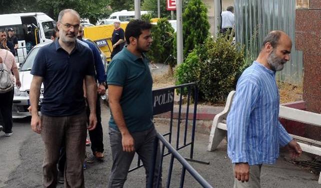 Büyükada'daki toplantıya 6 tutuklama