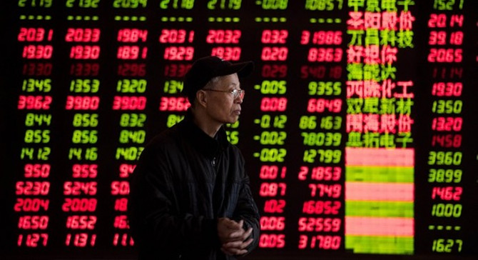 Asya borsaları 2 ülke hariç negatif