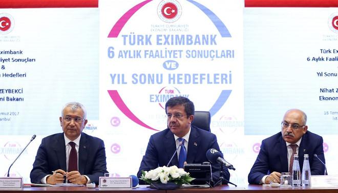 Bakan Zeybekci'den ihracatçılara müjde