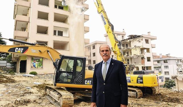 Kentsel dönüşüm Bursa'da emlak fiyatlarını uçurdu