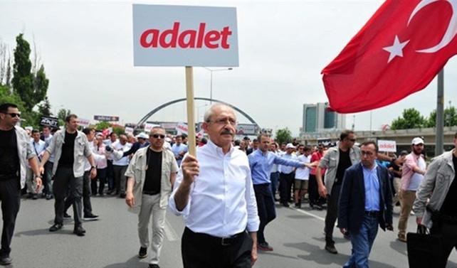 CHP yürüyüşüne saldırı planı zanlıları tutuklandı