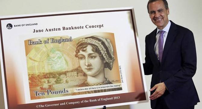 İngiltere'nin yeni 10 poundu